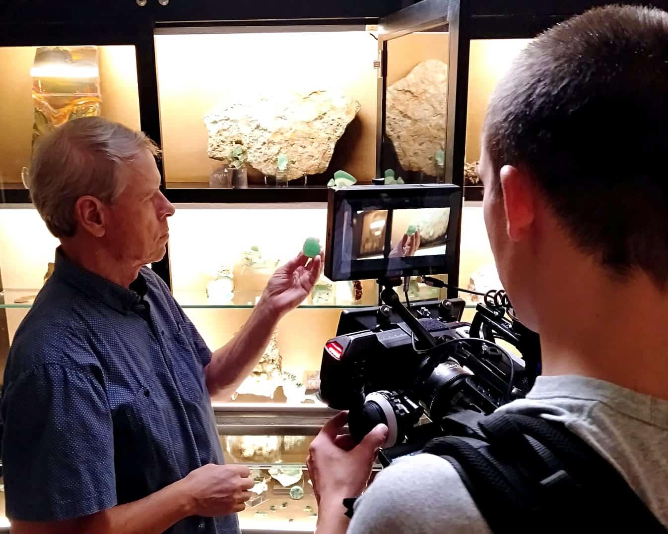 gem faceting video for wa museum1