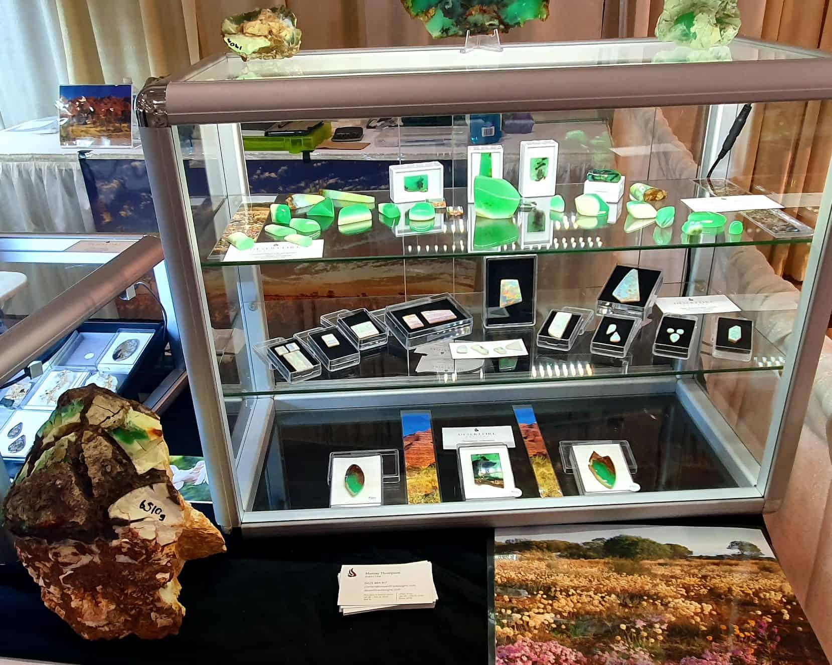Tucson Gem & Mineral Show (TGMS) 2020